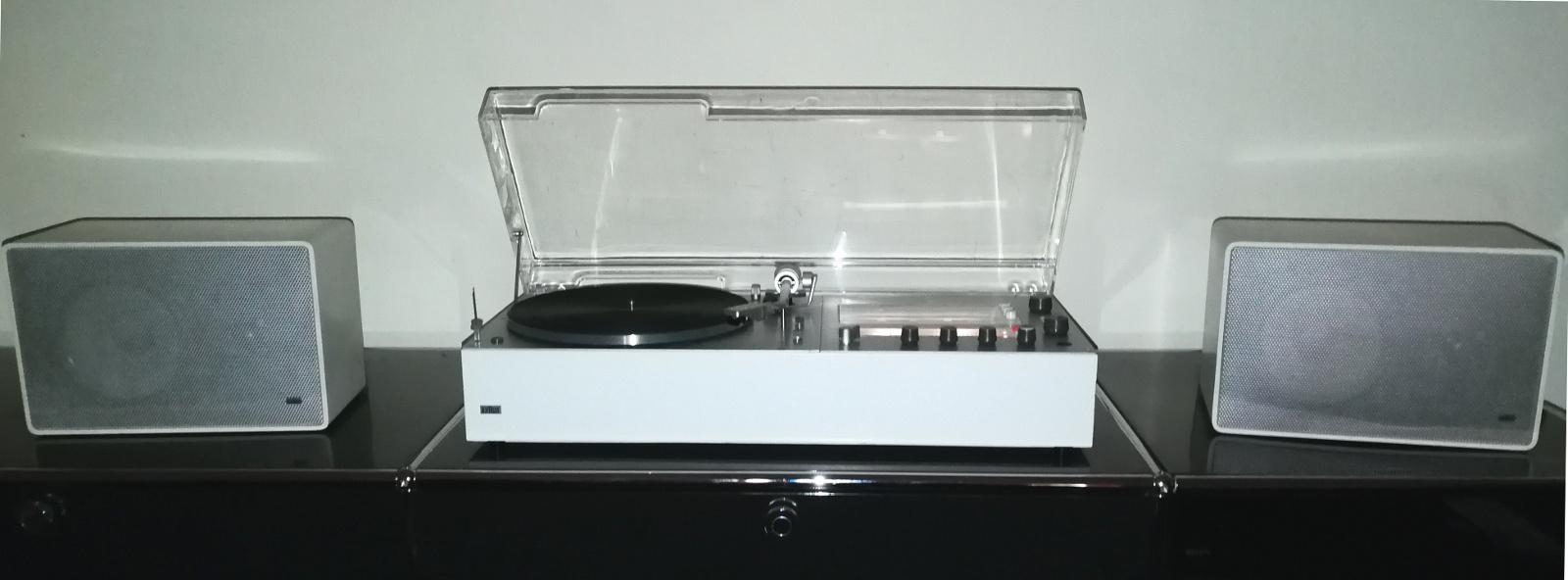 Vintage Braun audio 310 Lautsprecher L420