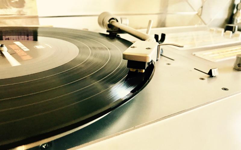 Plattenspieler PS 430 X braun audio 310