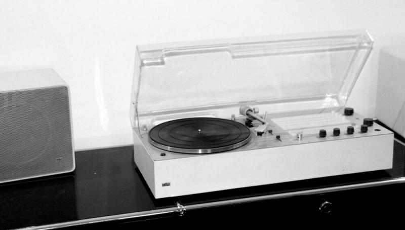 braun audio 310 Designikone - makelloser Zustand