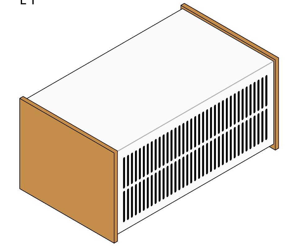 Braun Lautsprecher L1