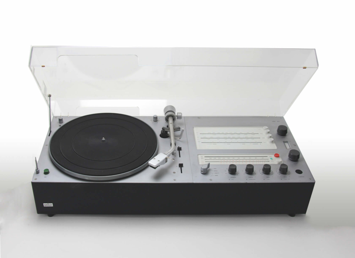 braun audio 310 anthracite