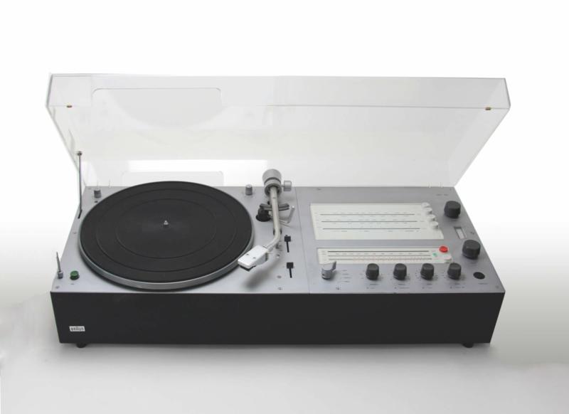 braun audio 310 schwarz