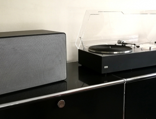 audio 310 anthracite
