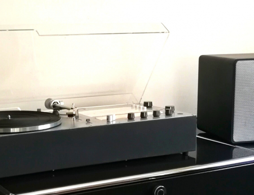 Braun audio 310 & L500