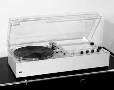 vintage braun audio 310 dieter rams design