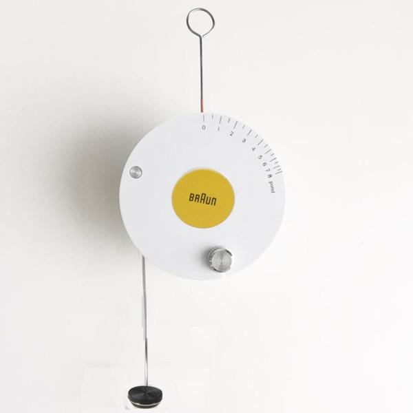 Braun Stylus Tracking Force Gauge Design Dieter Rams