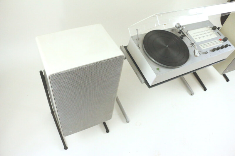 braun audio 310 weiss & L 710 weiss & LF 700